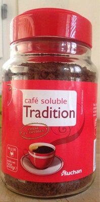 Café soluble Tradition - Produit - fr