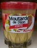 Moutarde de Dijon forte - Produit