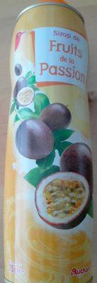 Sirop de Fruits de la Passion - Product