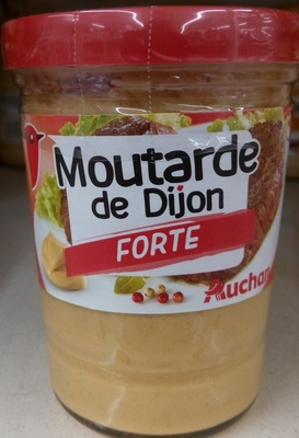 Moutarde de Dijon forte - Product - fr