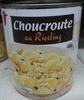Choucroute au riesling - Prodotto