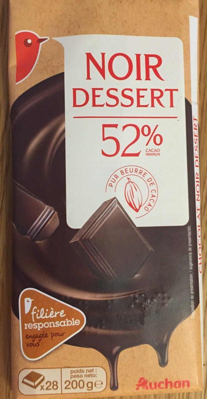 Noir dessert - Produit - fr