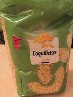 Pâtes Coquillettes - Product - fr