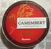 Camembert au lait pasteurisé (21 % MG) - Produit