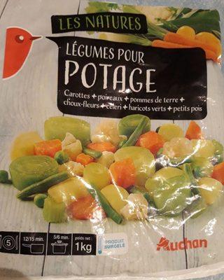Légumes Potage Auchan - Product