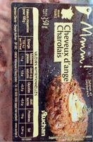 Cheveux d'anges charolais - Informations nutritionnelles - fr