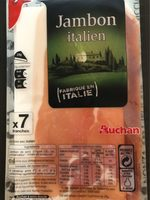Mmm! Jambon Italien Tranche x7 - - Product