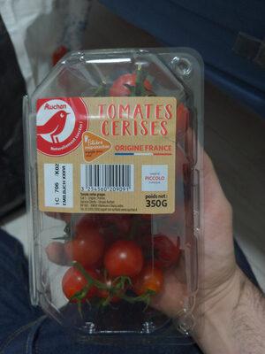 Minis tomates - Produkt - fr