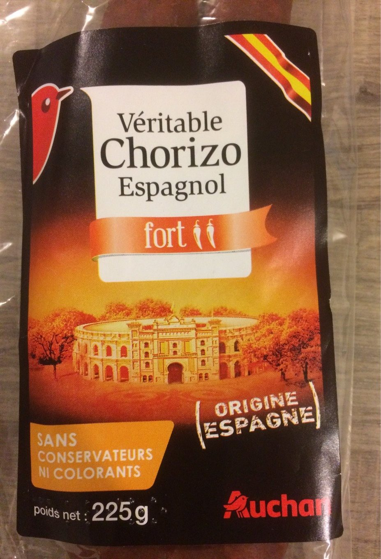 Véritable Chorizo espagnol fort - Product