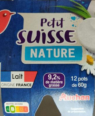 Petits Suisses (9.2 % MG) - (12 pots de 60 g) - Produit - fr