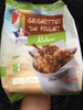 Grignottes de poulet Nature - Product