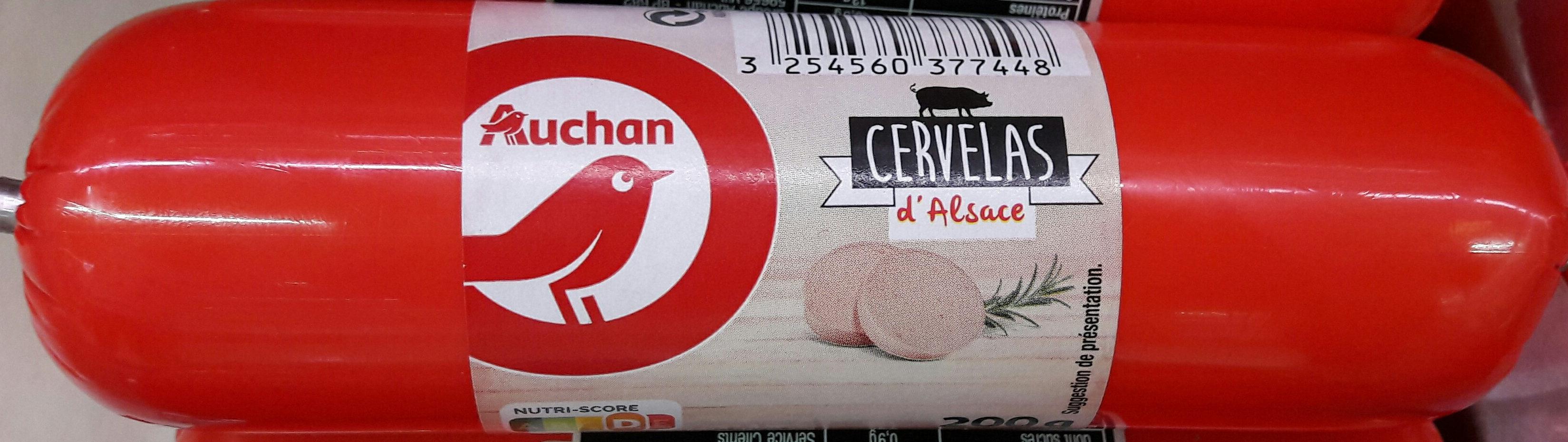 Cervelas d'Alsace - Product