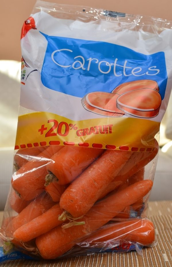 Carottes - Producto - fr
