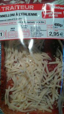 Cannelloni à l'italienne - Produit - fr