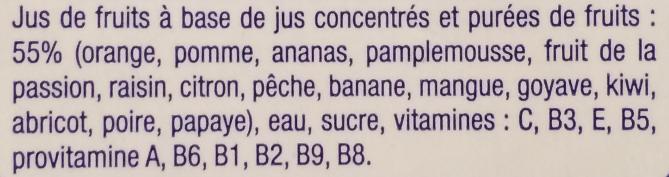 Nectar multi vitamine - Ingrediënten