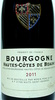 Bourgogne Hautes-Côtes de Beaune 2011 - Product