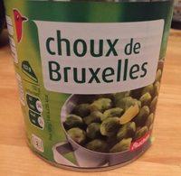 Auchan Choux De Bruxelles - Produit - fr