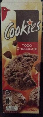 Cookies Tout Chocolat - Produit - fr