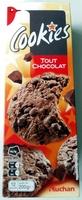 Cookies Tout Chocolat - Product
