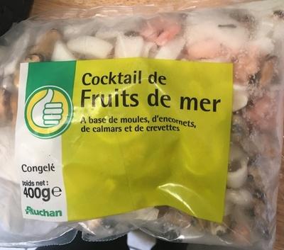 Cocktail dé fruits de mer - Product