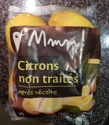 Citrons - Prodotto