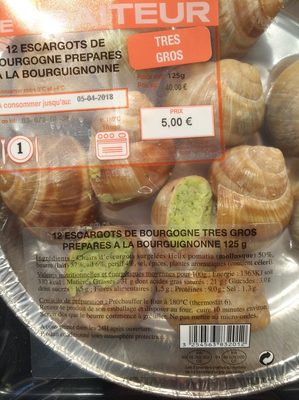 Escargots de bourgogne - 3