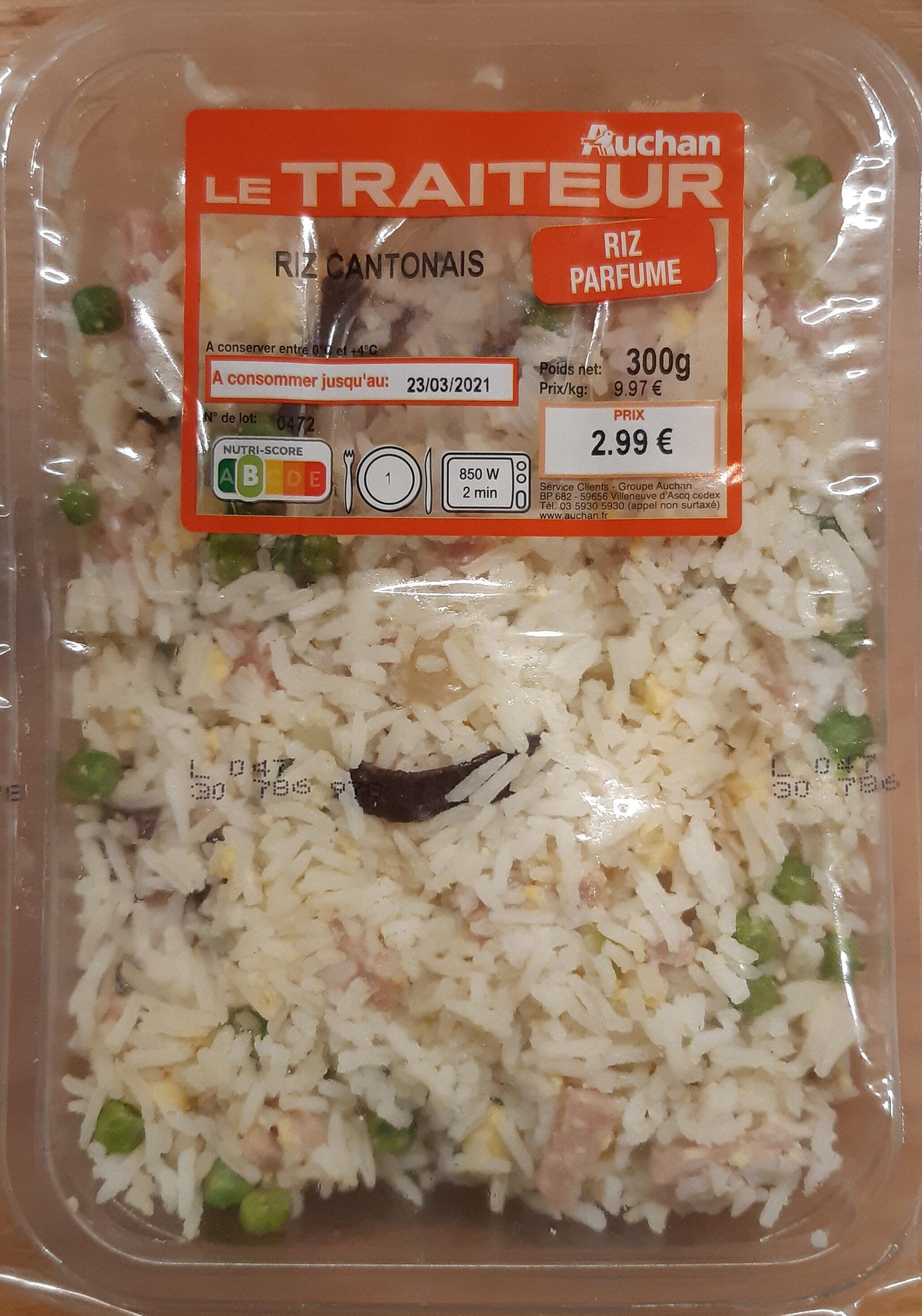 Riz cantonais - Prodotto - fr