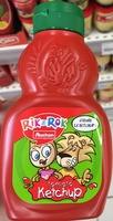 Rik & Rok Tomato Ketchup - Produit - fr