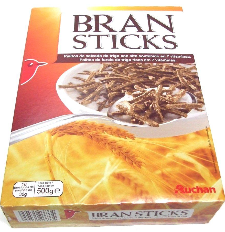 Bran Sticks - Producto - pt