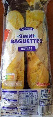 Mini baguettes - Produit - fr