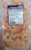 Queues de crevettes cuites décortiquées - Producto