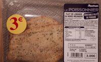 Filet de limande du Nord meunière - Produit