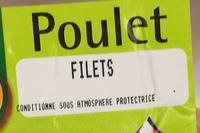 Poulet filets - Ingrediënten