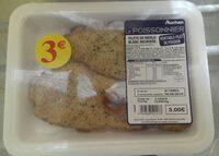 Filets de merlu meunière - Product