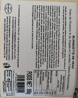 Blanquette de veau - Produkt - fr