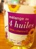 Mélange de 4 huiles - Product