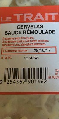 Cervelas sauce remoulade - Product - fr