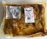 Paella ou poulet et fruits de mer - Produit