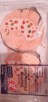 Darne de saumon label rouge farci - Product - fr
