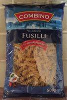 Pâtes Italiennes Fusili - Product - fr