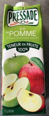 Jus de pomme à base de jus concentré - Product