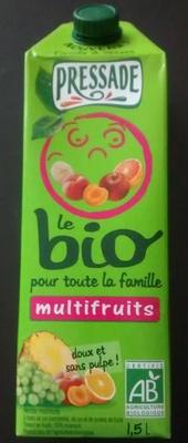 Le Bio Multifruits - Product - fr