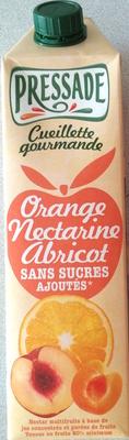 Cueillette Gourmande Orange Nectarine Abricot - Product - fr