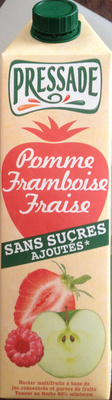 Pomme Framboise Fraise - Product