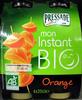 Mon instant Bio Orange - Product