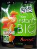 Mon instant Bio Abricot - Produit