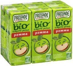 Nectar de pomme bio - Prodotto - fr