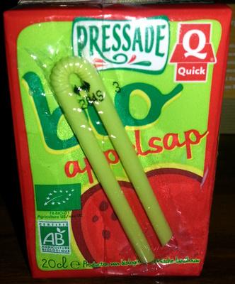 Bio appelsap - Produit