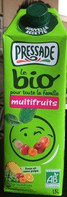 Le Bio Pour Toute La Famille Multifruits - Product