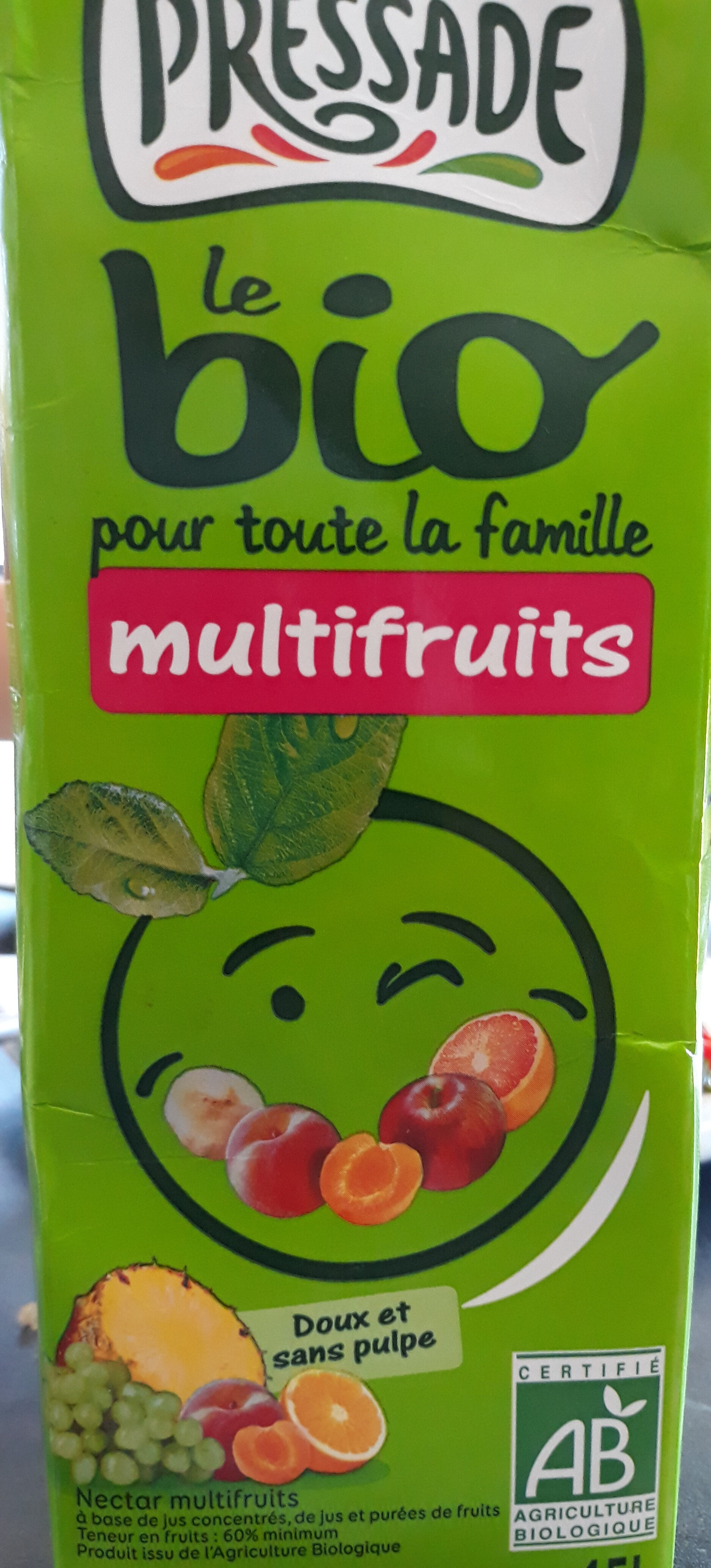 Multifruits - Product - fr